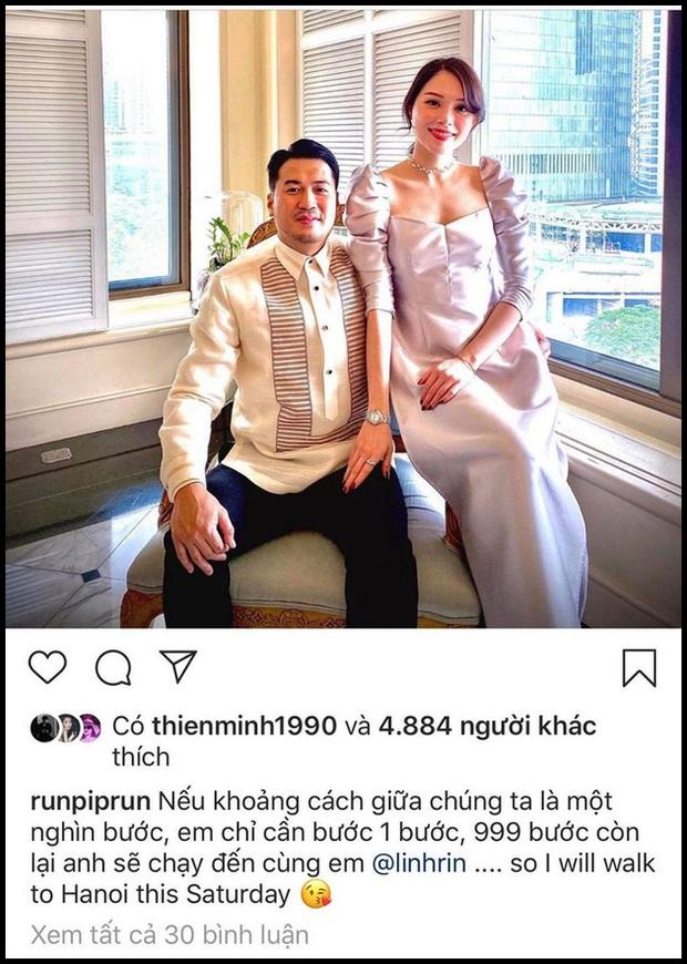 Ăn bánh gato mệt nghỉ đầu năm: Cuối cùng Phillip Nguyễn cũng bước 999 bước ra Hà Nội ăn Tết với Linh Rin rồi nè! - Ảnh 2.