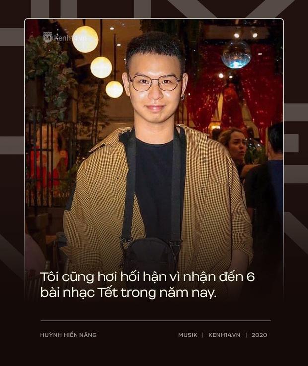 Huỳnh Hiền Năng: Bích Phương từng từ chối hit trăm triệu view, coi Tết cũng như tình yêu, sẽ có lúc chán nhau nhưng không thể thiếu nhau được! - Ảnh 7.