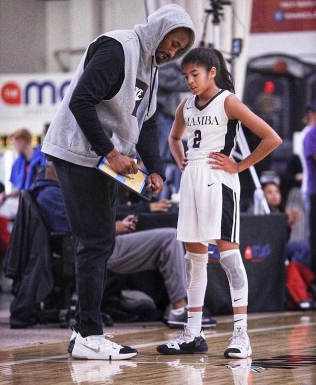 Gianna Maria-Onore Bryant: Cô gái bé bỏng cùng ước mơ kế tục di sản Black Mamba của huyền thoại bóng rổ Kobe Bryant - Ảnh 2.