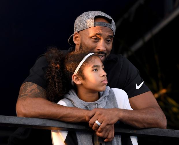 Gianna Maria-Onore Bryant: Cô gái bé bỏng cùng ước mơ kế tục di sản Black Mamba của huyền thoại bóng rổ Kobe Bryant - Ảnh 9.