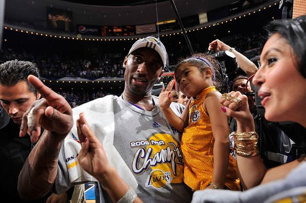Gianna Maria-Onore Bryant: Cô gái bé bỏng cùng ước mơ kế tục di sản Black Mamba của huyền thoại bóng rổ Kobe Bryant - Ảnh 8.