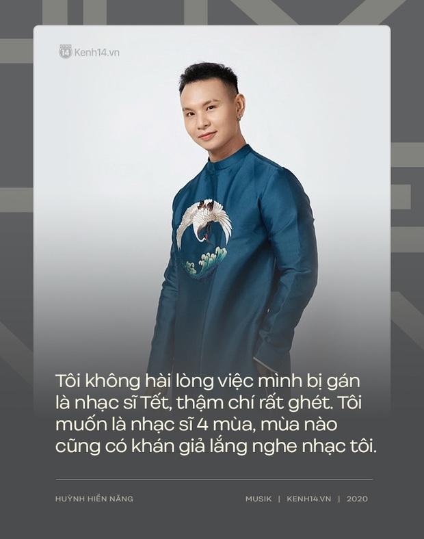 Huỳnh Hiền Năng: Bích Phương từng từ chối hit trăm triệu view, coi Tết cũng như tình yêu, sẽ có lúc chán nhau nhưng không thể thiếu nhau được! - Ảnh 13.
