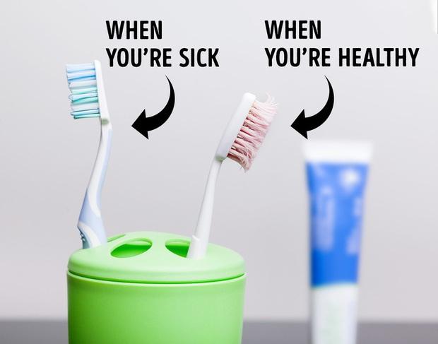 7 sai lầm khi chăm sóc răng miệng khiến hàm răng của bạn bị phá hủy dần theo thời gian - Ảnh 7.