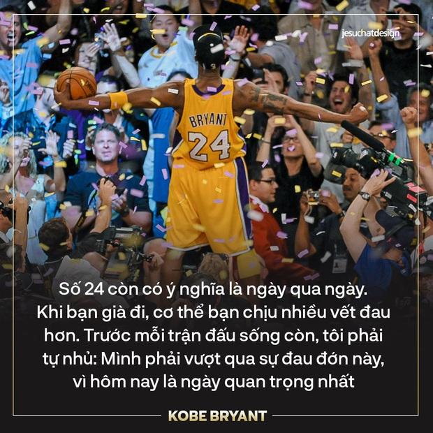 Ra đi ở tuổi 41 sau tai nạn trực thăng thảm khốc, đây là 5 câu nói truyền cảm hứng nhất mà huyền thoại Kobe Bryant gửi lại thế giới - Ảnh 5.