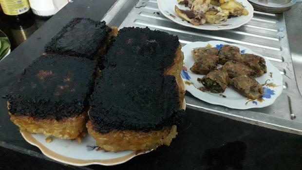 Tuyển tập những tai nạn nấu ăn ngày đầu năm: Còn mùng là còn Tết nhưng với hội gái đoảng thì không - Ảnh 9.