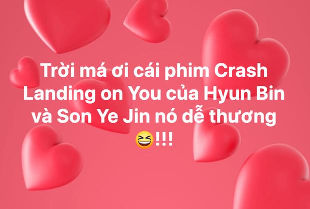 Thiên hạ đổ xô đi cày 'Crash Landing On You' dịp Tết, lướt Facebook toàn Hyun Bin với chị đẹp Son Ye Jin!