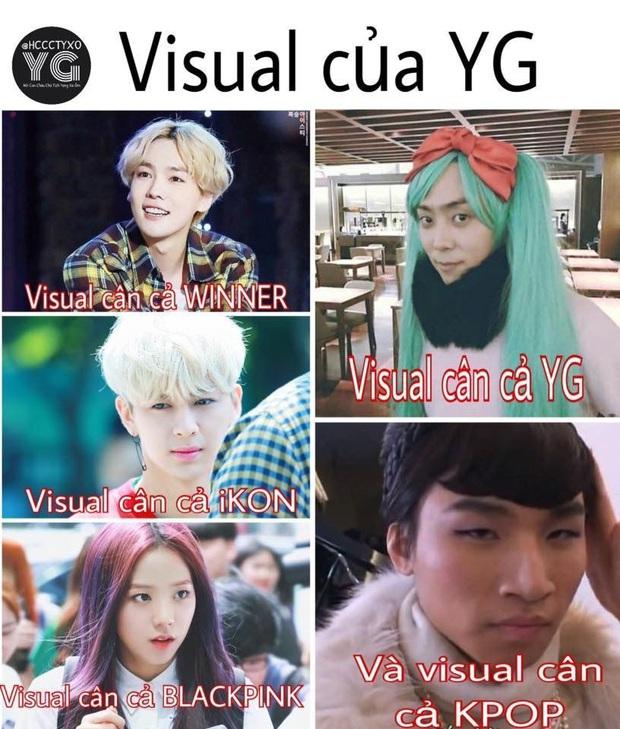 Sự tích visual nhà YG: Nữ thần BLACKPINK, nam thần WINNER chưa bằng anh chú đanh đá, kéo xuống BIGBANG mới ngã ngửa - Ảnh 23.