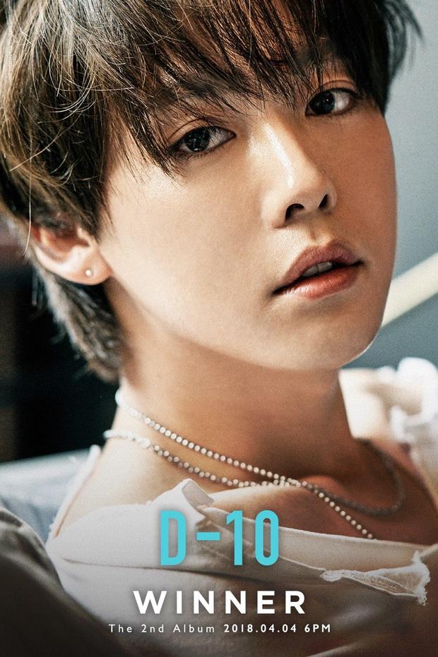 Sự tích visual nhà YG: Nữ thần BLACKPINK, nam thần WINNER chưa bằng anh chú đanh đá, kéo xuống BIGBANG mới ngã ngửa - Ảnh 11.