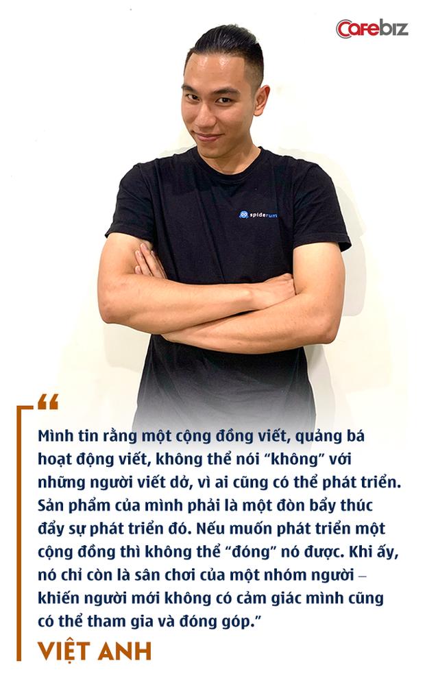 Founder 9x của Spiderum: 10 năm làm vận động viên chuyên nghiệp, tốt nghiệp Đại học loại giỏi ở Phần Lan vẫn quyết về nước để khởi nghiệp - Ảnh 2.