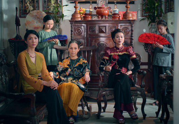 5 phim bóc phốt giới siêu giàu Việt: Từ nhà chồng đại gia ở Gái Già đến địa vị sang chảnh của Chị Trợ Lí đều gây choáng - Ảnh 6.