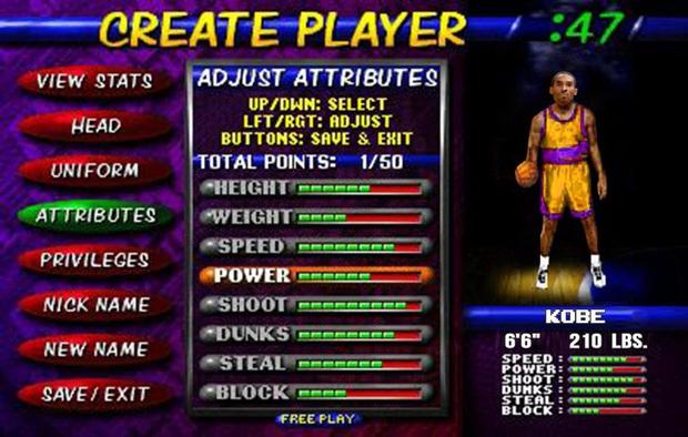 Điểm danh những siêu phẩm game bóng rổ có sự góp mặt của huyền thoại Kobe Bryant - Ảnh 1.