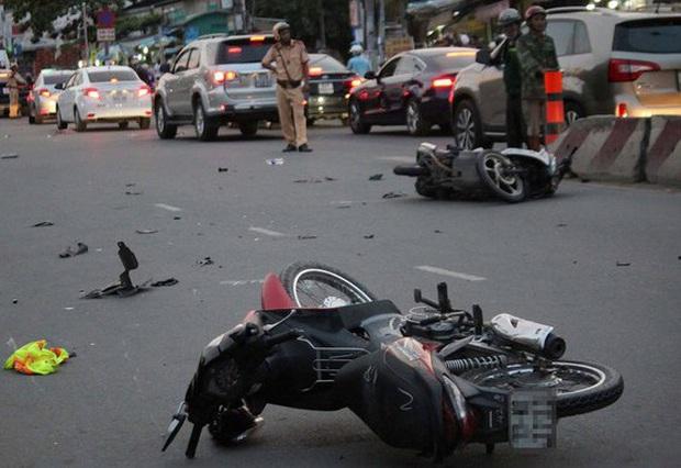 Tai nạn chết người ngày Tết chủ yếu liên quan vi phạm nồng độ cồn - Ảnh 2.