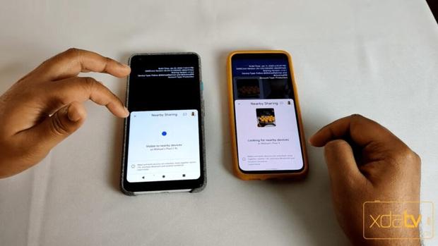 Android nay đã có tính năng y hệt AirDrop của Apple, dùng thử xem có hay ho gì không? - Ảnh 1.