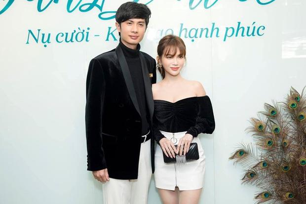 2 cặp đôi mới của Vbiz: Gu thời trang đồng điệu là một chuyện, càng nhìn càng thấy rõ nét phu thê - Ảnh 14.