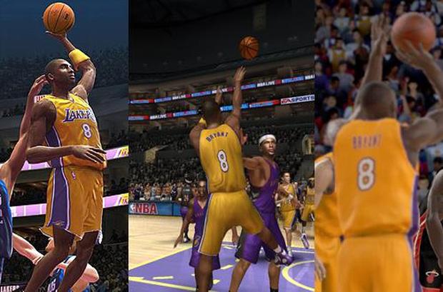 Điểm danh những siêu phẩm game bóng rổ có sự góp mặt của huyền thoại Kobe Bryant - Ảnh 3.