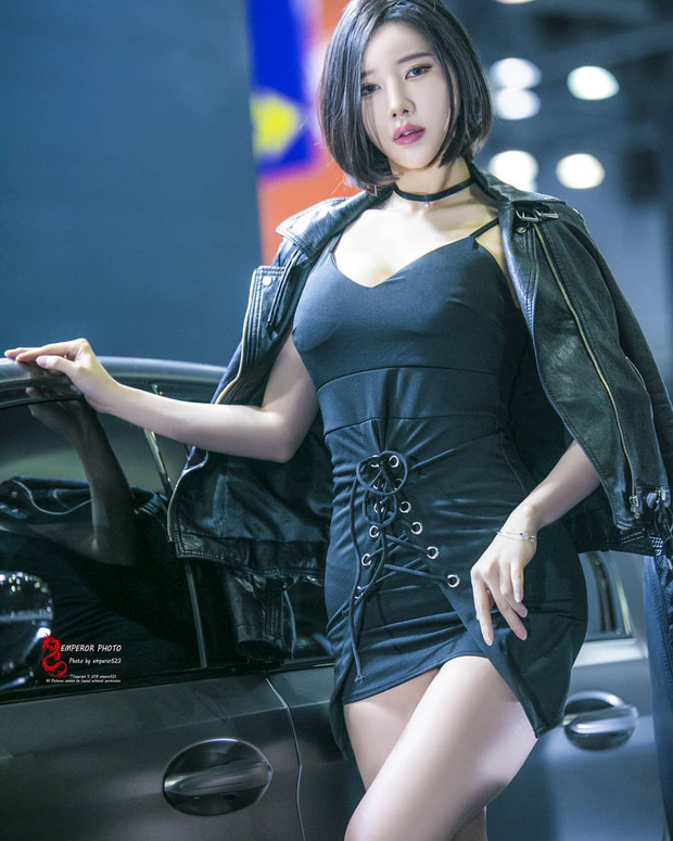 Khó thở trước vòng một trễ nải của cô nàng cosplayer Hàn Quốc, đã là nam nhân thì phải đứng hình - Ảnh 4.