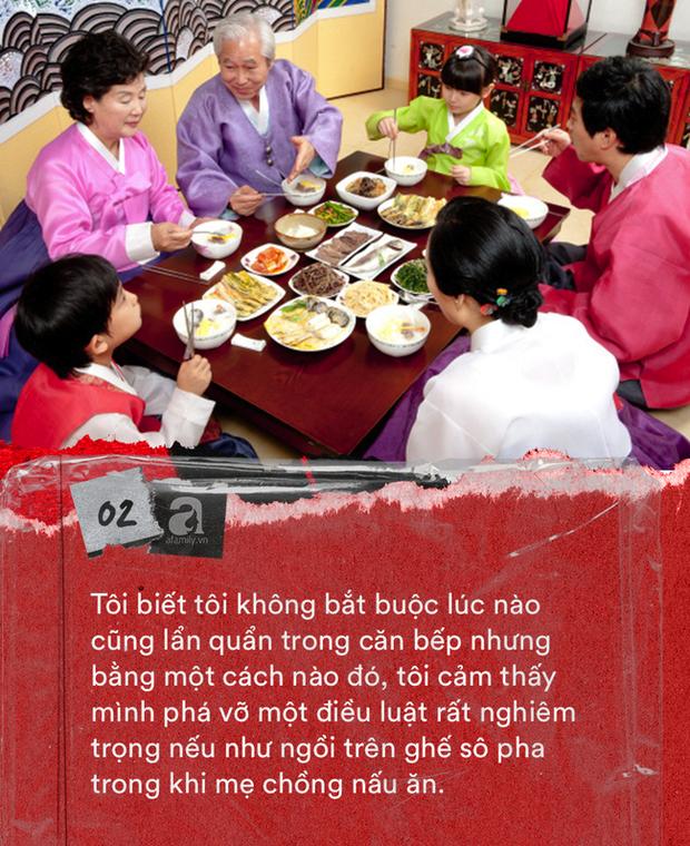 Tết với phụ nữ Hàn là những ngày làm việc tăng ca nhiều giờ liền nhưng không dám than phiền vì cảm giác có lỗi với tất cả mọi người - Ảnh 6.