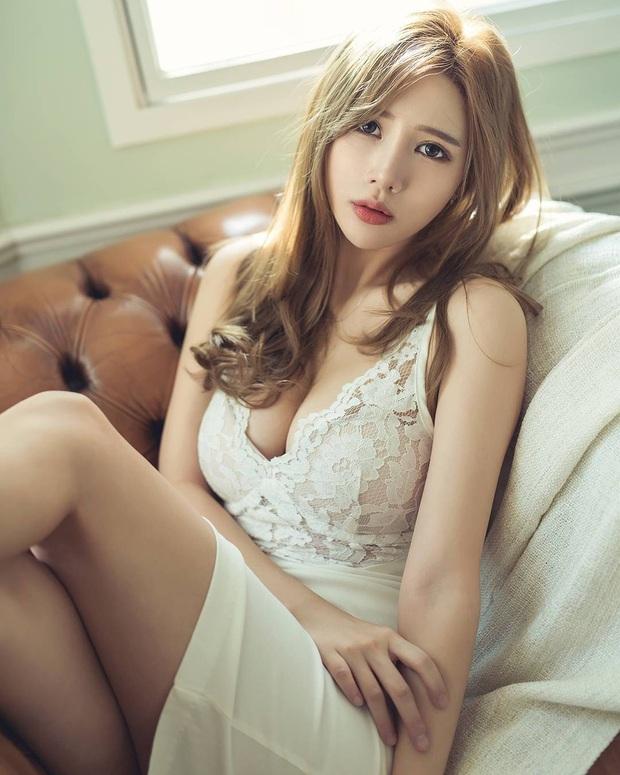 Khó thở trước vòng một trễ nải của cô nàng cosplayer Hàn Quốc, đã là nam nhân thì phải đứng hình - Ảnh 8.