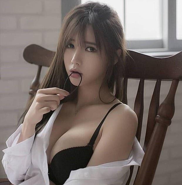 Khó thở trước vòng một trễ nải của cô nàng cosplayer Hàn Quốc, đã là nam nhân thì phải đứng hình - Ảnh 10.