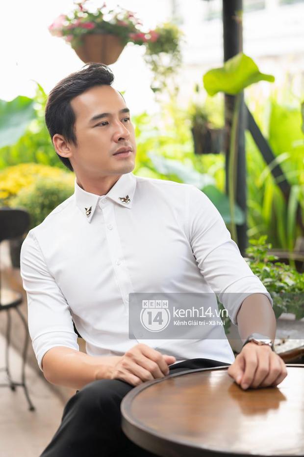 Xuân nghe kể chuyện hôn nhân Lương Thế Thành - Thuý Diễm: Ông xã từ chối 2-3 phim để chăm con cho tôi đi diễn, thương lắm - Ảnh 7.