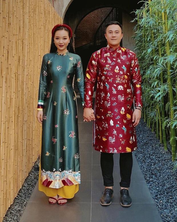 Sao nữ Vbiz đón Tết Canh Tý cùng bạn trai: Văn Mai Hương, Diễm My 9x du hí nước ngoài, Hoà Minzy về tận miền Tây - Ảnh 5.