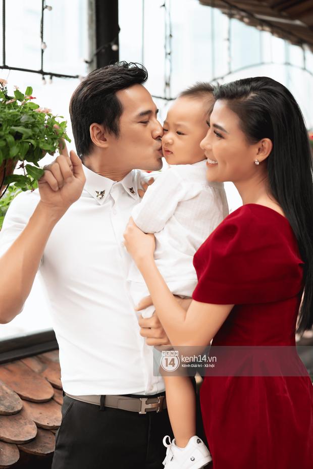 Xuân nghe kể chuyện hôn nhân Lương Thế Thành - Thuý Diễm: Ông xã từ chối 2-3 phim để chăm con cho tôi đi diễn, thương lắm - Ảnh 12.