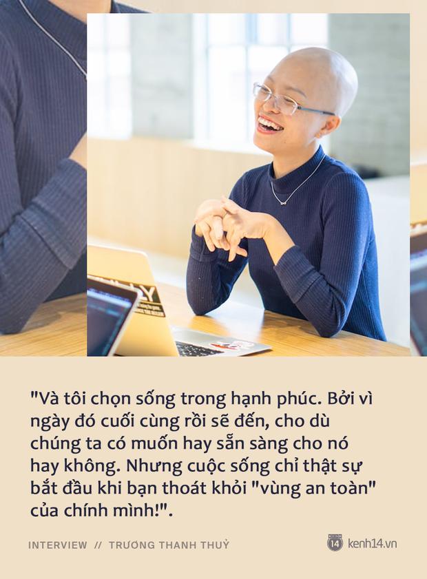 Những câu nói truyền cảm hứng của Thủy Muối trước khi ra đi vì ung thư ở tuổi 35 - Ảnh 4.