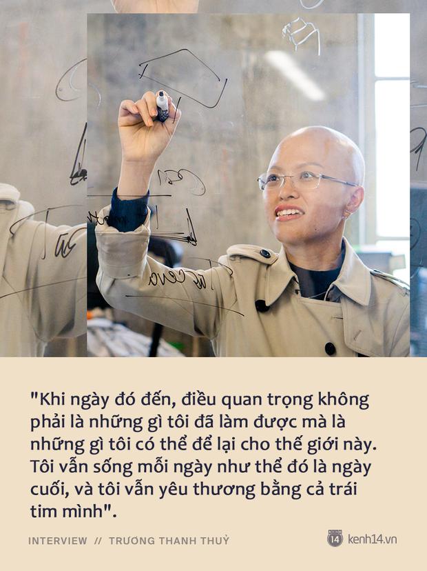 Những câu nói truyền cảm hứng của Thủy Muối trước khi ra đi vì ung thư ở tuổi 35 - Ảnh 5.