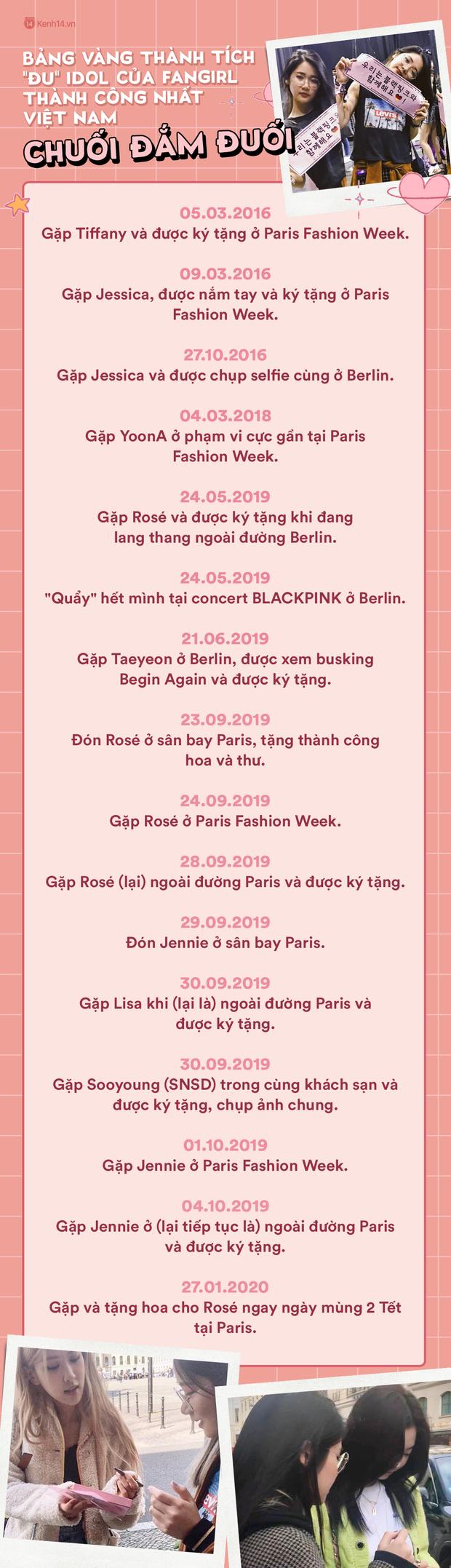 Gặp Rosé 5 lần, Lisa, Jennie hay Jessica, Sooyoung (SNSD) đều đã tay bắt mặt mừng: đọc ngay nhật ký fangirl số 1 Việt Nam để hưởng ké chút may mắn nào! - Ảnh 24.