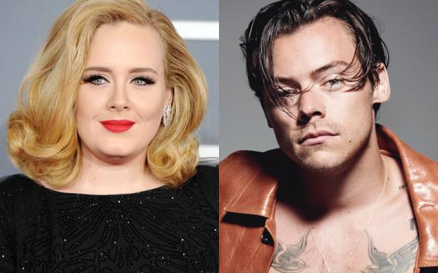 SỐC: Rộ tin Adele hẹn hò Harry Styles kém 6 tuổi, còn lộ ảnh đi du lịch cùng nhau, chàng là động lực giảm cân cho nàng? - Ảnh 1.