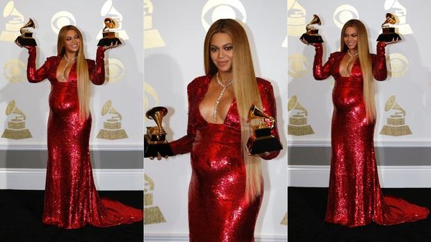 Đâu chỉ có Ariana Grande và Lana Del Rey rơi vào cám cảnh, Mariah Carey, Taylor Swift và Rihanna cũng từng bị Grammy cho ra chuồng gà hết! - Ảnh 5.