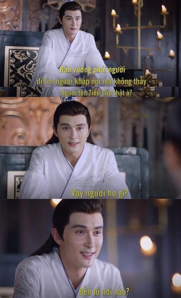 Mệt tim với loạt chiêu trò thả thính Địch Lệ Nhiệt Ba của Cao Vỹ Quang ở Chẩm Thượng Thư - Ảnh 2.