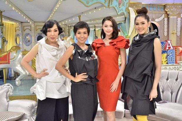 Phạm Băng Băng Thái Lan Chompoo: Từ nữ hoàng thảm đỏ Cannes đến bà mẹ hai con có cuộc sống đáng ghen tị - Ảnh 6.