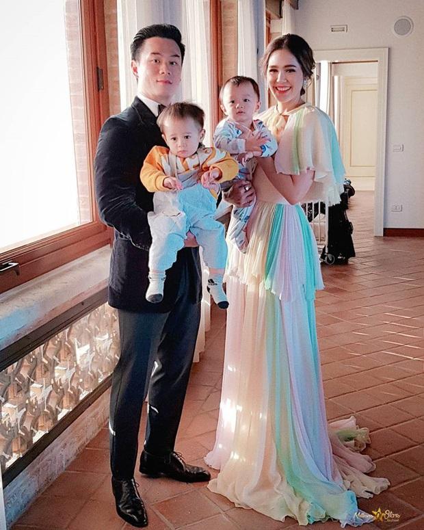 Phạm Băng Băng Thái Lan Chompoo: Từ nữ hoàng thảm đỏ Cannes đến bà mẹ hai con có cuộc sống đáng ghen tị - Ảnh 11.