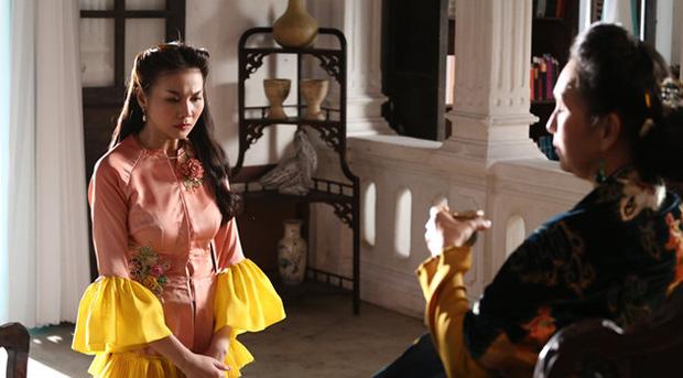 4 nàng dâu hào môn nức tiếng màn ảnh Việt thiếu sao được Ninh Dương Lan Ngọc của Gái Già Lắm Chiêu 3 - Ảnh 4.