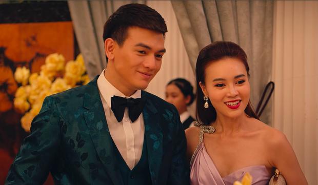 4 nàng dâu hào môn nức tiếng màn ảnh Việt thiếu sao được Ninh Dương Lan Ngọc của Gái Già Lắm Chiêu 3 - Ảnh 1.