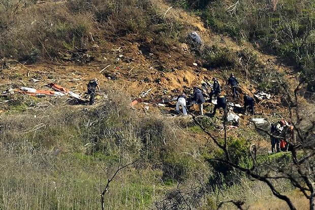 Đã tìm thấy thi thể của Kobe Bryant cùng 2 nạn nhân, hình ảnh chiếc trực thăng trước khi gặp tai nạn được tiết lộ - Ảnh 3.