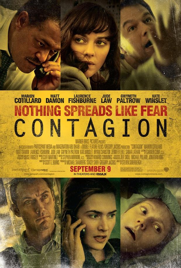 Bỏ túi vô số kiến thức bảo vệ bản thân nhờ 5 bộ phim đình đám về đại dịch trên thế giới - Ảnh 1.