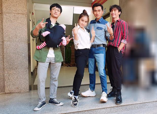 Mắt Biếc chưa hết hot, thầy Ngạn Trần Nghĩa đã rục rịch tái xuất cùng Mr. Cần Trô trong phim mới của VTV - Ảnh 3.