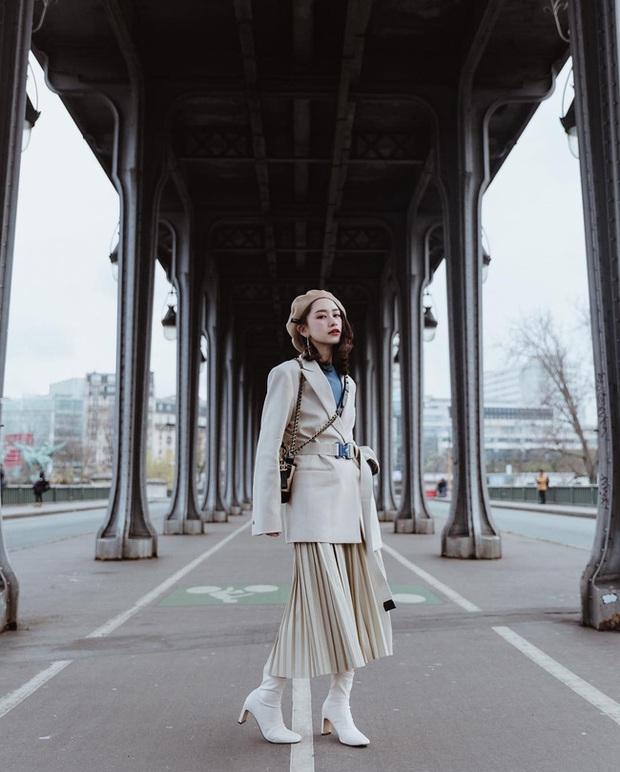 12 cách diện váy đẹp xinh nức nở, khiến chị em không thể cưỡng lại niềm mong mỏi được xúng xính ngay để du Xuân - Ảnh 11.