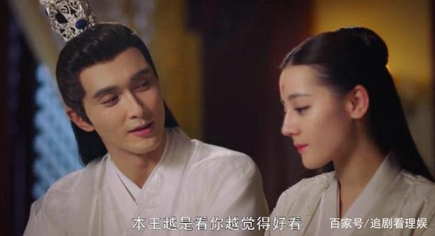 Mệt tim với loạt chiêu trò thả thính Địch Lệ Nhiệt Ba của Cao Vỹ Quang ở Chẩm Thượng Thư - Ảnh 3.