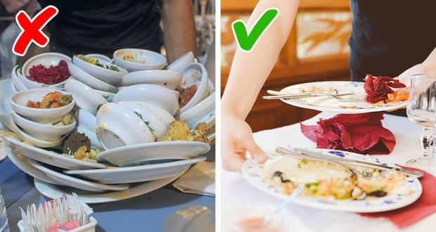 6 hành động gây khó chịu khi ăn nhà hàng mà chúng ta đã không nhận ra, theo chia sẻ của các nhân viên phục vụ - Ảnh 4.