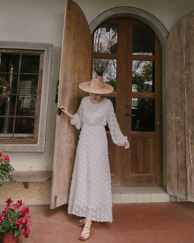 12 cách diện váy đẹp xinh nức nở, khiến chị em không thể cưỡng lại niềm mong mỏi được xúng xính ngay để du Xuân - Ảnh 8.