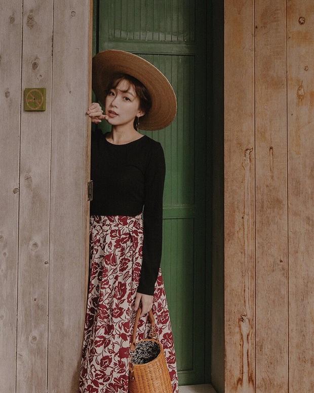 12 cách diện váy đẹp xinh nức nở, khiến chị em không thể cưỡng lại niềm mong mỏi được xúng xính ngay để du Xuân - Ảnh 9.