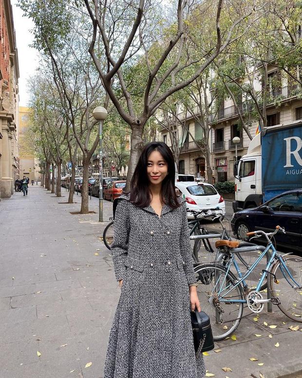 12 cách diện váy đẹp xinh nức nở, khiến chị em không thể cưỡng lại niềm mong mỏi được xúng xính ngay để du Xuân - Ảnh 10.
