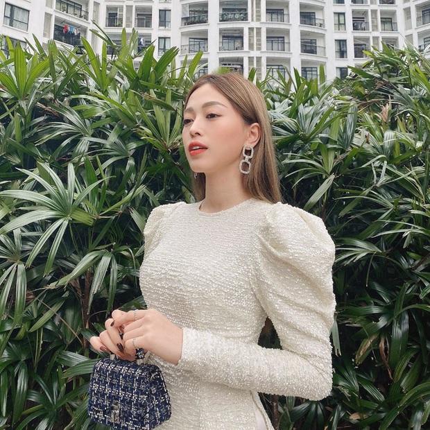 Kiểu makeup chơi Tết của loạt sao Việt: Người sắc nét hơn mọi ngày, người nhẹ nhàng mà vẫn tươi - Ảnh 4.