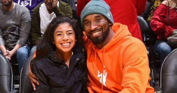 Nhói lòng khoảnh khắc cuối cùng của Kobe Bryant bên cạnh cô con gái 3 tuổi của mình - Ảnh 2.