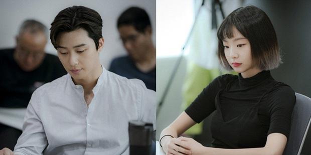 Cặp đôi Thư Kí Kim hẹn nhau trở lại màn ảnh nhỏ: Park Seo Joon lẫn Park Min Young đều cưa sừng về gặp mối tình đầu - Ảnh 4.