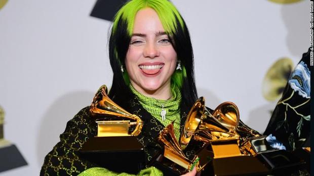 Vừa viết nên lịch sử tại Grammy, Billie Eilish chinh thức có màn trình diễn bất ngờ tại Oscar: thời tới cản không kịp? - Ảnh 3.