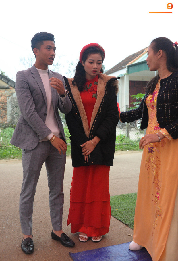 Quỳnh Anh và Nhật Linh - 2 cô gái bị dính lời nguyền say xe: Nỗi khổ không buông tha kể cả trong ngày cưới - Ảnh 3.